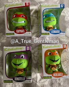 Funko Pop Fabrikation Teenage Mutant Ninja Turtles (BRAND NEW Never Displayed)
