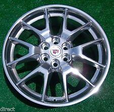 Set of 4 NEW Cadillac SRX XT5 Polished 20 inch EXACT OEM Factory GM Spec WHEELS