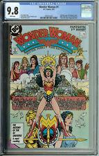 Wonder Woman #1 CGC 9.8 WP 1st Modern App of Themyscira