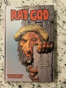 Rat God Dark Horse Comics HARDCOVER Graphic Novel Comic Book Richard Corben J585