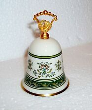 The Danbury Mint Gorham Collectible Bell 3 3/4""