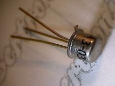 1850-0034  transistor  orig. HP - Mot  metal can  goldenleads  collectible part