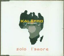 Kalafro Sound - Solo Amore 1 Traccia Cd Eccellente
