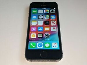 Apple iPhone 5s A1533 16GB Verizon Wireless Space Gray Smartphone/Cell Phone