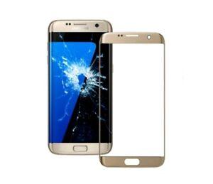 Original Glasscheibe Samsung Galaxy S7 Edge SM-G935F Front Glas Display vordere