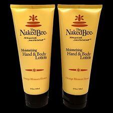 The Naked Bee - Orange Blossom Honey Hand & Body Lotion 200ml