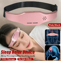 Multifunction Electric Head Massager Sleep Care Machine Relax Migraine
