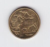 2010 Kangaroos Australia $1 Coin  G-197
