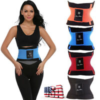 Xtreme Power Belt Hot Body Shaper Slimming Waist Trainer Thermo Trimmer Corset