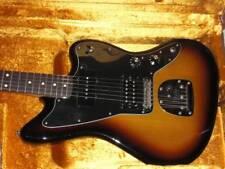Fender Mex Blacktop JAZZ MASTER beutiful JAPAN rare useful EMS F/S*