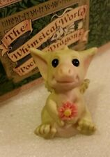 Rc � Pocket Dragons Dragon * �Mint� * Pocket Posey * 1992 *