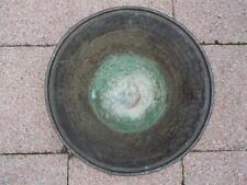 Bassin cuivre confiture sauce bassine cuivre étamé d'époque 19ème