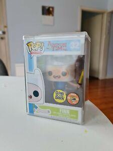 Finn SDCC 2013 le1008 Glow GITD Funko Pop New Adventure Time