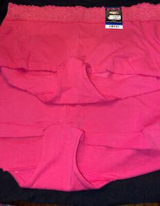 NEW!  2 Pairs Maidenform HOT PINK  Boy Short Panties / Size XL 8 / $24
