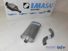 IMASAF Auspuff MSD VOLVO 760 2.4 D