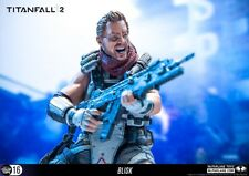 """Titanfall 2 : Blisk Official 7"""" Figure With Accessories By McFarlane Toys"""