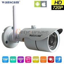 Wanscam K22 Outdoor Wireless Waterproof IP Security Camera Webcam HW0043 Upgrade