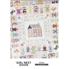Quilt Pattern GIRL NEXT DOOR by Jen Kingwell