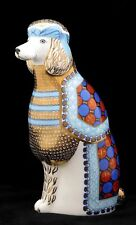 Royal Crown Derby National Dogs French Poodle
