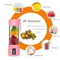 Extracteur de Jus électrique Presse Agrume Blender Portable Fruit Mixeur Sports