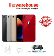 Apple iPhone 8 Smartphone 64GB Unlocked SIM Free Various Colours with UK Charger
