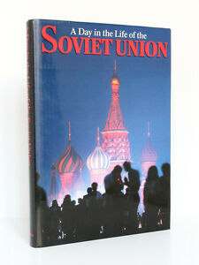 A Day in the Life of the Soviet Union May15, 1987. 100 Photojournalists. PHOTOS
