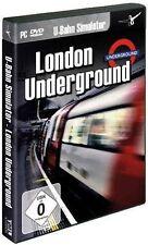 PC Spiel * U-Bahn Simulator Vol.3 London Underground World of Subways Simulation