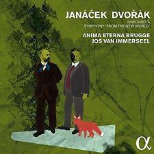 Janacek / Anima Eter - Sinfonietta Op. 60 - Symphony No. 9 in E Minor Op. [New C