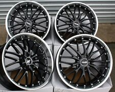"18"" BP 190 ALLOY WHEELS FIT 2014> OPEL VAUXHALL VIVARO RENAULT TRAFIC"