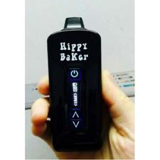 Hippy Baker mini digital baking herbal vaporizer.