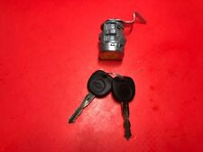 2007-2013 GM SILVERADO TAILGATE DOOR LOCK CYLINDER 2 KEYS NEW OEM ORIGINAL!