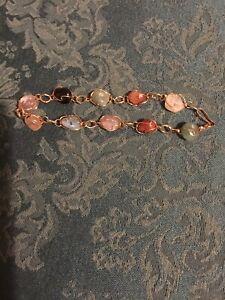 Mixed Crystal Bracelet Nwt