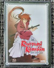Rurouni Kenshin: New Kyoto Arc - (DVD) sealed - English Dub Anime
