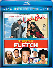 Uncle Buck/Fletch (Blu-ray Disc, 2013, 2-Disc Set) New Double Feature