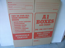 Packing Boxes Perth - 30 x New Large Cartons -110 litre ($115 less $45 refund)