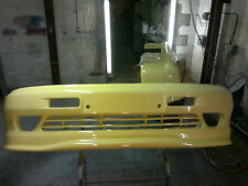 Mercedes VITO FRONT BUMPER with spoiler newly sprayed