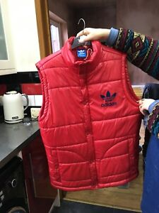 adidas gillet size medium