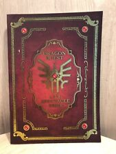 Dragon Quest Live Spectacle Tour Japanese Brochure Book