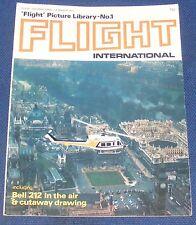 FLIGHT INTERNATIONAL MARCH 2 1972 - BELL 212 IN THE AIR