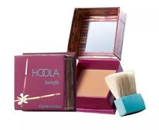 NEW BENEFIT Hoola Matte Bronzing Powder Bronzer w Brush - TRAVEL SIZE .14oz