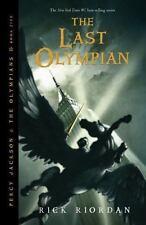 The Last Olympian (Percy Jackson and the Olympians, Book 5), Riordan, Rick, Good