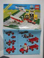 Bauanleitung - LEGO - Legoland - Flughafen / Airport 6392