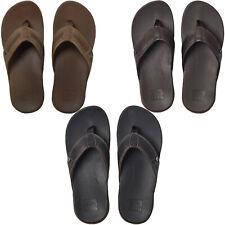 Reef Mens Cushion Lux Slip On Summer Beach Holiday Pool Flip Flops Sandals