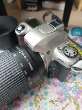 Nikon F65 Film Camera With Nikkor 70-300mm Lens