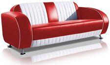 G63R Bel Air Fifties Style Designer Sofa Wohnzimmer Sessel Retro USA 50er Jahre