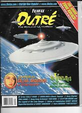 FILMFAX OUTRE MAGAZINE #8 GILLIAN ANDERSON WALLY WOOD TINA LOUISE