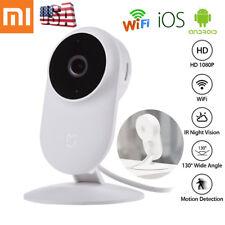 XIAOMI mi cámara IP inteligente Inalámbrico 1080P visión nocturna de seguridad del hogar WiFi Cámara web