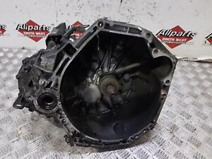 RENAULT CLIO 2006 GEARBOX Manual G/Box 1.5 Diesel DCI 78KW 6SP TL4A002 K9K764 11