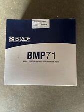 Brady M71 R6200 Ribbon For Bmp71 Label Printer 2 Wide X 150 Ft Length