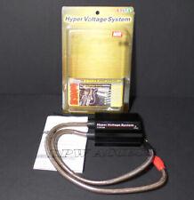 Black Sun Automobile Hyper Voltage Stabilizer Type MR Hot Inazma Ground Wires